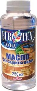 Масло д/полка Еurotex-Сауна
