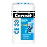 Затирка для кафеля Ceresit СЕ 33